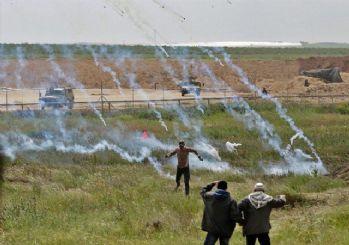 İsrail askerleri Filistinlilere saldırdı: 12 ölü, 500 yaralı
