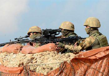 Irak'ın kuzeyinde düzenlenen hava harekatında 8 hedef imha edildi