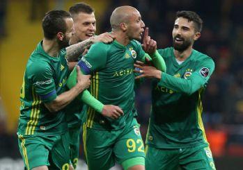 Kayserispor Fenerbahçe maçı golleri ve geniş özeti