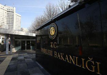 Dışişleri'nden, Yunanistan'a tepki: Devlet ciddiyetiyle bağdaşmıyor