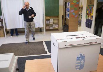Macaristan genel seçim için sandık başında