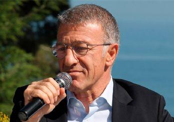 Ahmet Ağaoğlu Trabzonspor'un yeni başkanı oldu