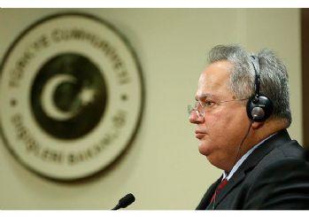 Yunanistan Dışişleri Bakanı Kocias: Barışın ve barış içinde bir arada bulunmanın alternatifi yok