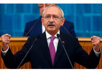 Kılıçdaroğlu'ndan Erdoğan'a: Gelmeyen şerefsizdir!