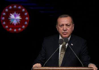 Cumhurbaşkanı Erdoğan: Afrin'de 4108 terörist etkisiz hale getirildi