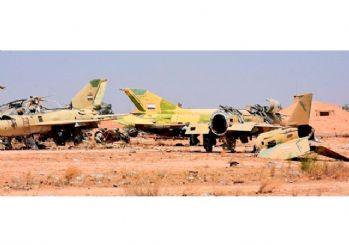 Esad yanlısı güçler havalimanları ve askeri üsleri boşaltıyor