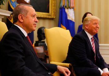 Erdoğan ile Trump 'gündemdeki sorunları' görüştü