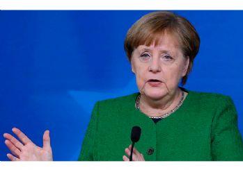 Merkel Suriye kararını açıkladı! Olası Suriye müdahalesine katılmayacağız