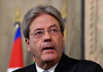 İtalya Başbakanı: Suriye'ye yönelik herhangi bir saldırıya katılmayacağız