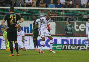 Akhisarspor-Beşiktaş maçı golleri ve geniş özeti