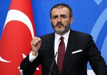 AK Parti Sözcüsü Ünal: Suriye operasyonundan önce bize bilgi verildi