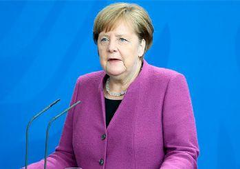 Merkel: Suriye operasyonu gerekli ve orantılıydı