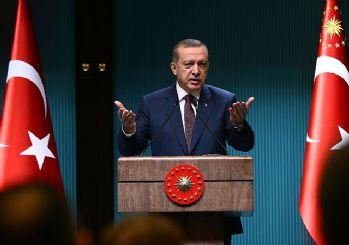 Cumhurbaşkanı Erdoğan: Afrin'de etkisiz hale getirilen terörist sayısı 4205 oldu