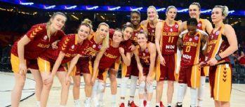 Galatasaray Kadın Basketbol Takımı FIBA Avrupa Kupası şampiyonu oldu