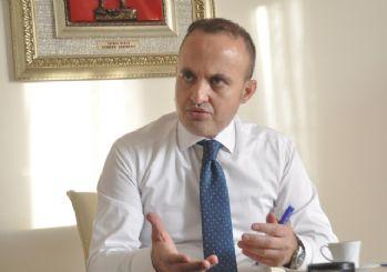 AK Partili Turan: Mustafa Kemal'in 95 yıllık partisini 'okeye dördüncü arayan' bir parti haline getirdiler