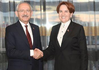 CHP, Akşener'i ikna turunda: 'Vazgeç, ortak aday gösterelim'