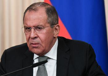 Lavrov: Suriye'deki gelişmeleri büyük bir endişeyle takip ediyoruz