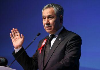Arınç, AK Parti Genel Merkezi'nde: Erdoğan'la her konuyu görüştük