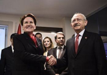 Kılıçdaroğlu, Meral Akşener'le görüşecek