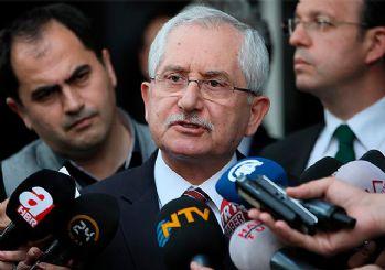 YSK Başkanı Sadi Güven: Uyum yasası yarın ya da öbür gün açıklanabilir