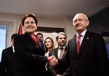 Akşener CHP'de açıkladı: Adaylığım sürüyor