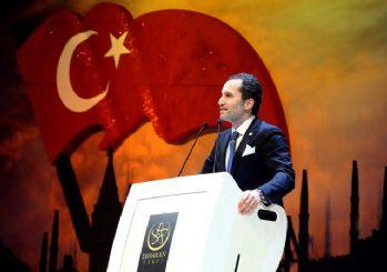 Fatih Erbakan'dan Saadet'e sert tepki