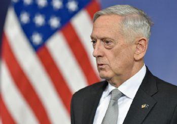 Mattis: ABD, bölge ülkelerinin yardımıyla Suriye'deki savaşı genişletecek