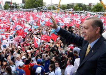 Erdoğan'ın miting maratonu