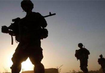 Kuzey Irak'ta hain saldırı: 1 şehit, 1 yaralı