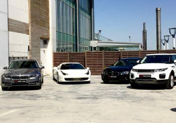 İstanbul lux araç kiralama