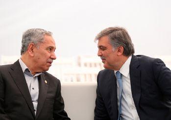 """Bülent Arınç'tan Abdullah Gül'e sitem: """"Ağabey ne diyorsun"""" demesini beklerdim"""