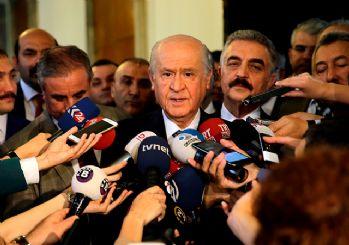 Devlet Bahçeli: Fetö darbe hareketinde bir siyasi ayak var