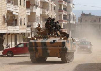 TSK: Afrin'de mayın patladı, 1 asker şehit