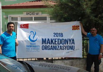 Makedonya sünnet organizasyonu