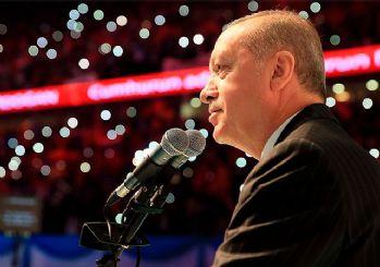 Cumhurbaşkanı Erdoğan: Bunlar nerede petrol varsa oradalar