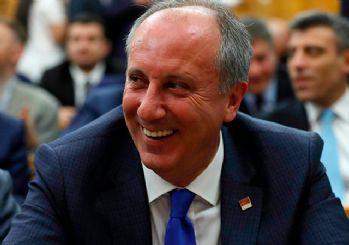 Muharrem İnce: Erdoğan ve diğer adaylarla televizyonda tartışalım