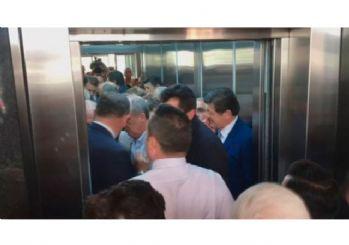 Muharrem İnce'nin asansör krizi: Partinin neden iktidar olmadığı belli