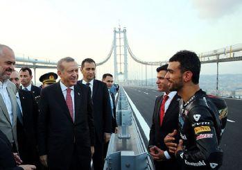 Kenan Sofuoğlu: Cumhurbaşkanımın isteği üzerine kariyerimi noktalıyorum