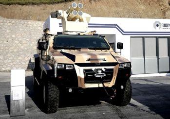İşte TSK'nın yeni zırhlı aracı: Yörük