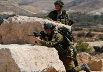 İsrail ordusu savaşa hazır duruma getirildi