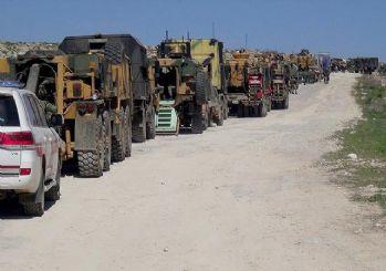 TSK, 10. gözlem noktası için İdlib'de