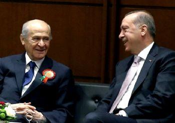 Cumhurbaşkanı Erdoğan ve Bahçeli'den ortak miting