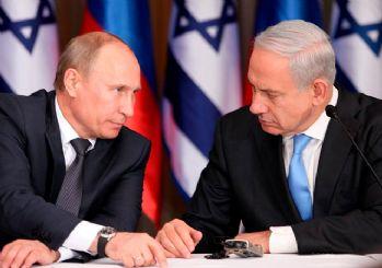 Putin'den Netanyahu'ya: Tartışmak değil, çözüm bulmak için istiyorum