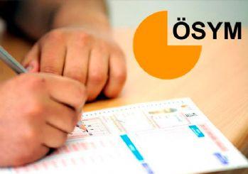 Kamu Personeli Seçme Sınavı (KPSS) lisans başvuruları başladı