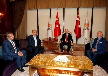 Erdoğan'dan İnce'ye: Farklı aday tarifleri yapılıyordu ama siz çıktınız