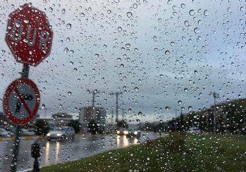 Meteoroloji uyardı! Şiddetli yağış bekleniyor