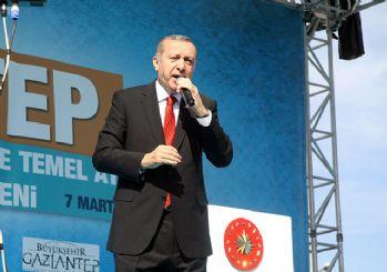 Cumhurbaşkanı Erdoğan: CHP pisliktir, hava kirliliğidir