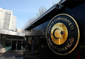 Dışişleri Bakanlığı: Katliamı lanetliyoruz