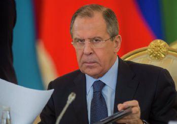 Lavrov'dan ABD'nin Kudüs adımına tepki