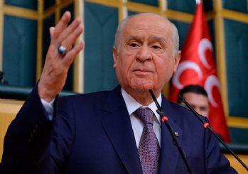MHP lideri Devlet Bahçeli: Kudüs İsrail başkenti olmayacaktır